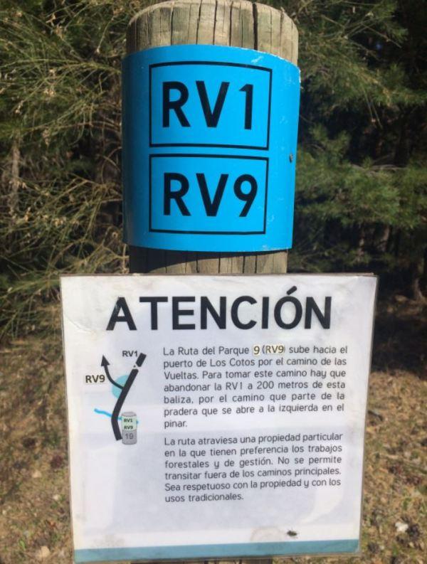 Desvío de la RV9