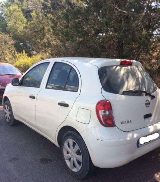 Nissan Micra (Nuestro huevito)