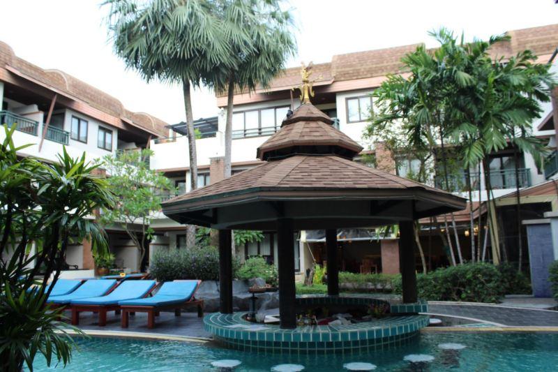 Hotel Palmtree Resort en Phi Phi