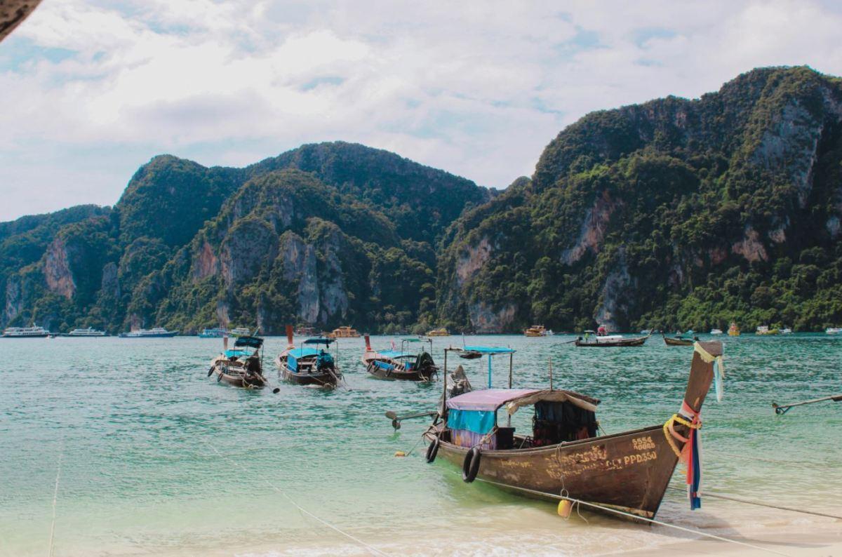 Phi Phi Island en 3 días