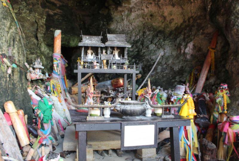 Phra Nang - Princess Cave