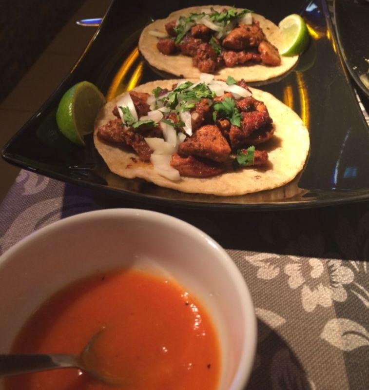Restaurantes Madrid - Tacos y Tapas