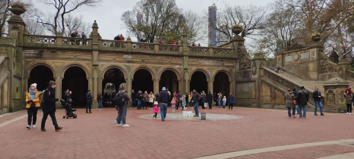 Bethesda Terrace - New York