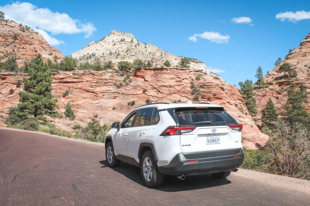 Alquiler de coche y conducir en EEUU