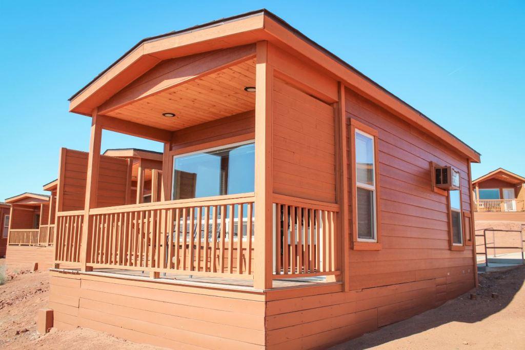 Costa Oeste organizar viaje - Cabins The View
