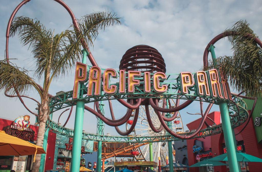 Los Ángeles en un día - Pacific Park