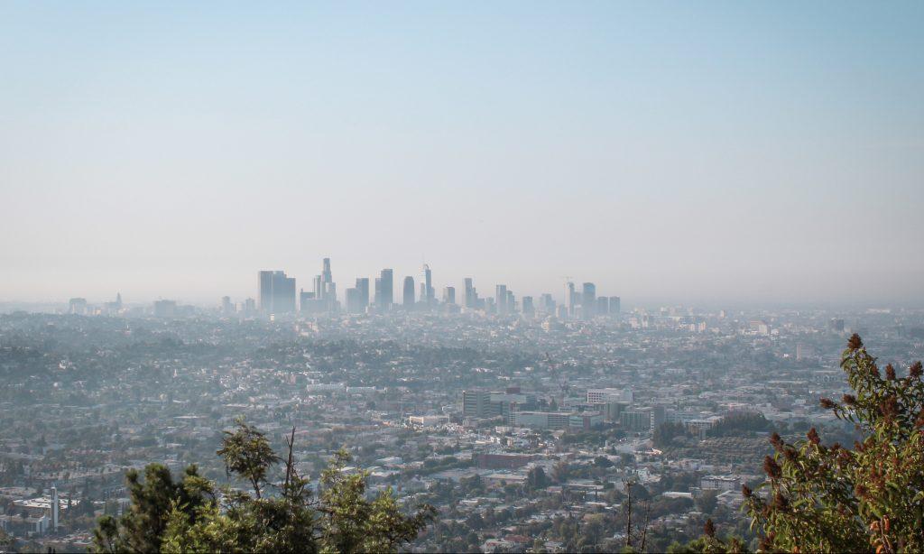 Vistas de Los Ángeles