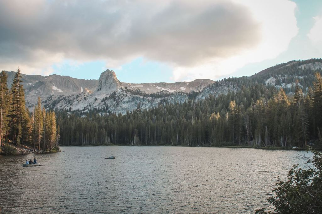 Mamie Lake - Mammoth Lakes