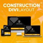 Divi Construction Layout