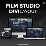 Divi Film Studio Layout