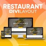 Divi Restaurant Layout