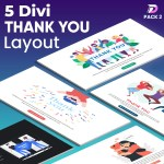 Divi Thank You Page Layout