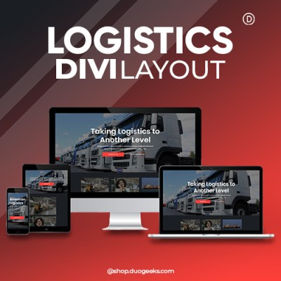 Divi Logistics Layou