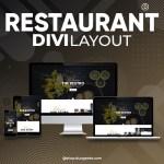 Divi Restaurant Layout 3