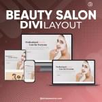 Divi Beauty Salon Layout