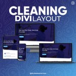 Divi Cleaning Layout