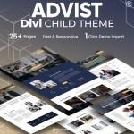 Advist Divi Child Theme