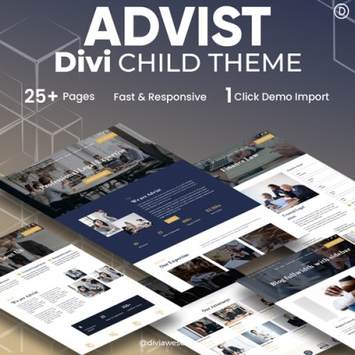 Advist Divi Child Theme