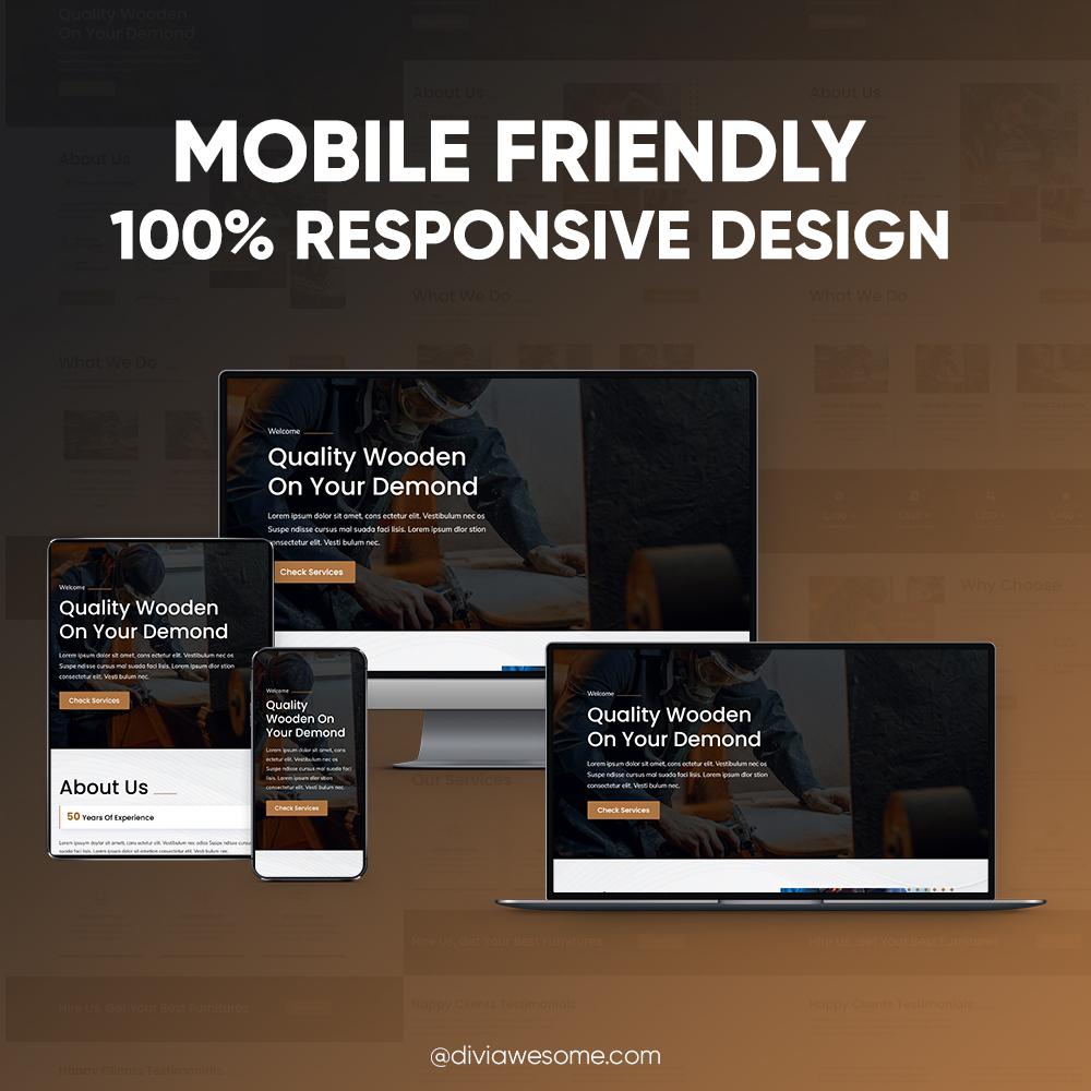 Mobile Friendly 5