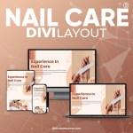 Divi Nail Care Layout