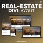 Divi Real Estate Layout 2
