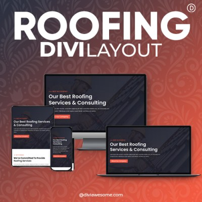 Divi Roofing Layout 2