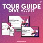 Divi Tour Guide Layout