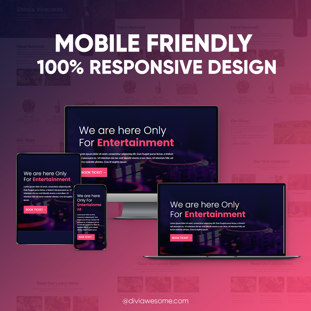 Mobile Friendly 3