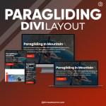 Divi Paragliding Layout