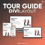Divi Tour Guide Layout 2