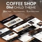 Ez Cafe Divi Child Theme