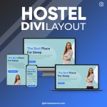 Divi Hostel Layout