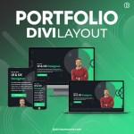 Divi Portfolio Layout 4