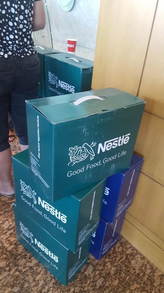 Nestle Malaysia AGM 2017
