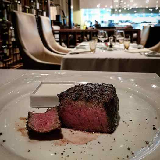 Beef Steak Prime Le Meridien