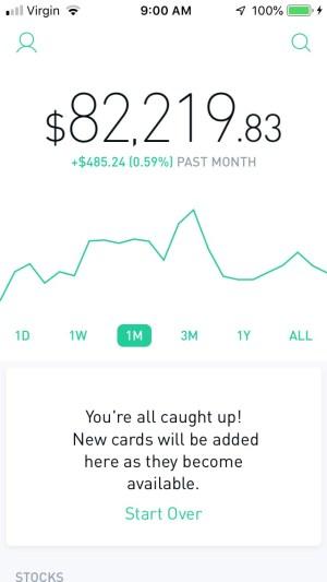 sept 2018 dividend portfolio