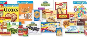General Mills Products Brands