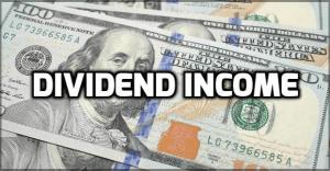 March 2019 Dividend Income