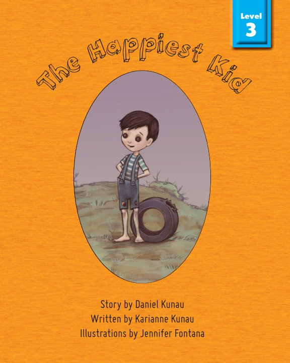 Book Cover: The Happiest Kid