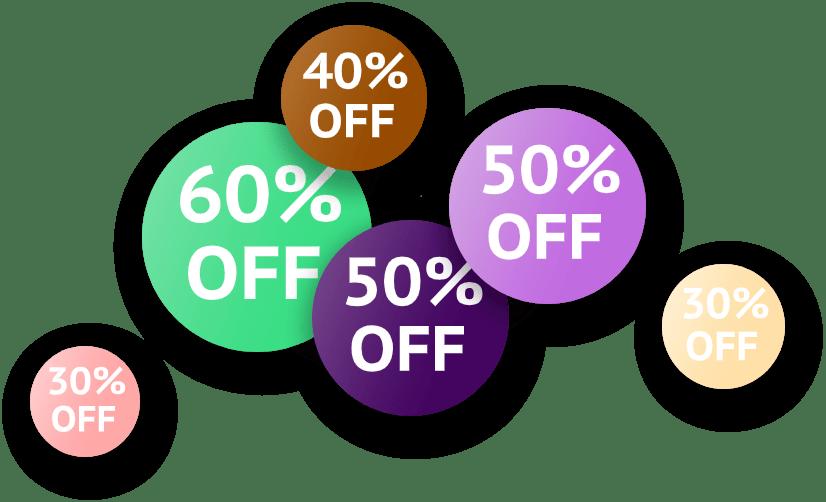 black friday wordpess sale