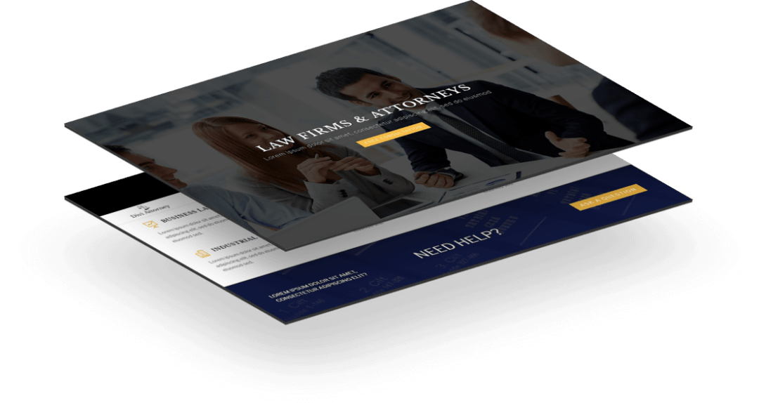 Divi child theme for lawyers