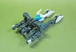 可変型バーゼラルド試験機バスタード フレーム変形後