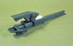 可変技術試験機ステップトリーダ フォトンシールドライフル