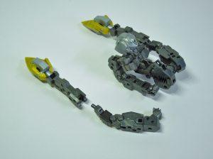 トリシューラ フレーム構造