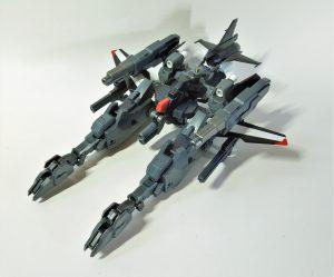 可変型空戦FAカラドボルグ 装備追加