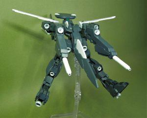 電子戦用可変支援機ブロード 中間形態