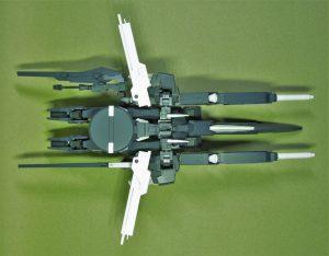 電子戦用可変支援機ブロード キャヴァルリーモード トップ