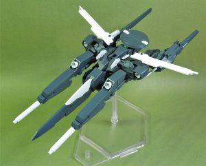 電子戦用可変支援機ブロード キャヴァルリーモード