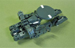 電子戦用可変支援機ブロード 巡航形態 フレーム