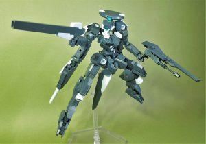 電子戦用可変支援機ブロード セグメントロングライフル